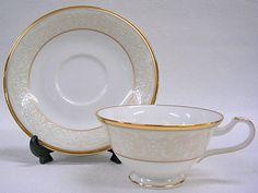Noritake tea cup White Palace