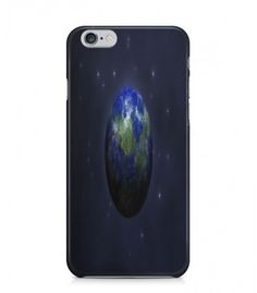 Wonderful Earth Alien Theme 3D Iphone Case for Iphone 3G/4/4g/4s/5/5s/6/6s/6s Plus - ALN0057 - FavCases