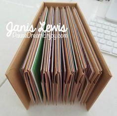 Pause Dream Enjoy: Envelope Mini Album …