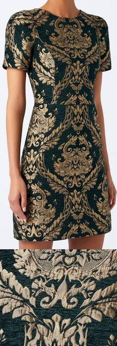 Wedding Outfit for Guest / SUMMER /: Evoke a touch of Baroque opulence Monsoon Roberta jacquard dress. Winter Outfits For Teen Girls, Winter Wedding Outfits, Winter Wedding Guests, Dresses To Wear To A Wedding, Wedding Party Dresses, Winter Dresses, Dress Winter, Dress Party, Winter Wedding Guest Dresses