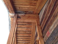 chalet project Wood, Projects, Barn, Log Projects, Blue Prints, Woodwind Instrument, Timber Wood, Trees