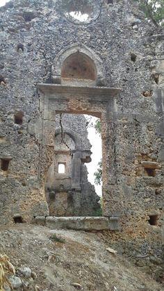 St. Dimitrios, in Katoxori, Chania, Crete