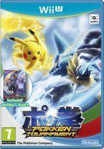 Pokken Tournament + Amiibo Card - Wii U