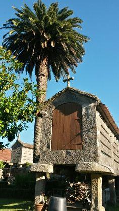 Horreo. Menduiña. Cangas do Morrazo (Pontevedra)