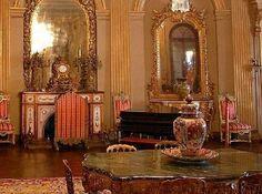 Dolmabahce Palace Istanbul , Turkey