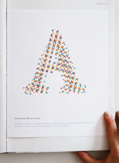 Sketchbooks - Evelin Kasikov – CMYK embroidery and Typographic Design – London