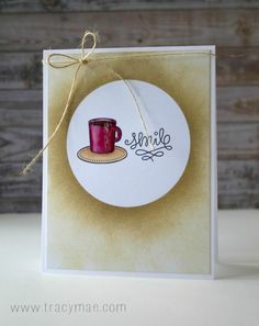 Tracy Mae Design: Lawnscaping Coffee Blog Hop