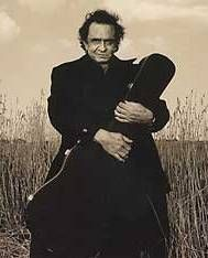 Johnny Cash, country western singer