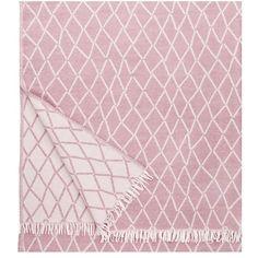 Lapuan Kankurit Eskimo Wool Blanket, Rose Pink