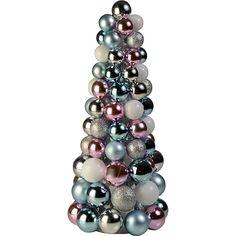 Árvore de Mesa Candy Colors 38cm - Orb Christmas