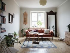 Scandinavian apartment | styling by Sandanam & photos by...