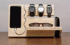 Muelle de reloj y ojo iPhone 6 6s delgado por undulatingcontours