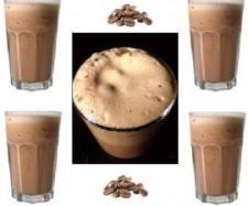 Rezept cremiger Eiskaffee (ohne Reue) von clkabo - Rezept der Kategorie Getränke
