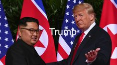 diplomat handed over a letter for North Korean leader Kim Jong Un from U. President Donald Trump to North Korea's foreign minister at a meeting in Singapore on Saturday, a U. State Department spokeswoman said. Donald Trump, Mr Trump, John Trump, North Korea Kim, South Korea, Shiga, Kim Jong Un, The Rok, Vietnam