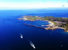Aerial View of Braye Harbour, Alderney Guernsey Channel Islands, Aerial View, Places Ive Been, Trip Advisor, Photo And Video, Water, Pictures, Outdoor, Image