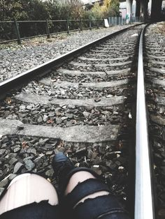 Just waiting for my train