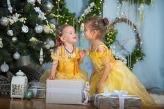 Photo from CHRISTMAS PROJECT 2017_Lesia collection by Studio Colibri Girls Dresses, Flower Girl Dresses, Christmas Projects, Christmas Ornaments, Studio, Holiday Decor, Wedding Dresses, Flowers, Collection