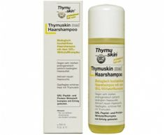 Thymuskin med Shampoo 200ml THYMUSKIN Personal Care, Bottle, Beauty, Beleza, Self Care, Personal Hygiene, Flask, Jars