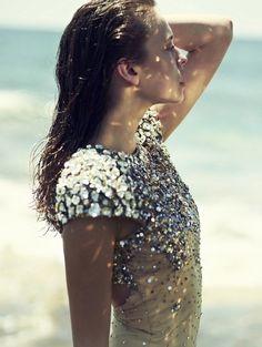 Magdalena Glonek for Elle Greece