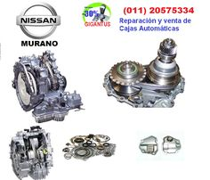 Caja Automática Nissan: VENTA DE CAJA AUTOMÁTICA DE NISSAN MURANO