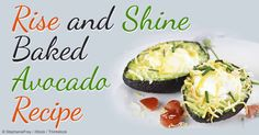 Try this healthy baked avocado and egg recipe for breakfast to satisfy hunger and boost your energy throughout the day. http://articles.mercola.com/sites/articles/archive/2014/08/31/baked-avocado-recipe.aspx