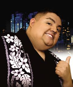 Gabriel Iglesias very Fluffy and Funny!! date night with the hubs at the ryman he was awesome :)