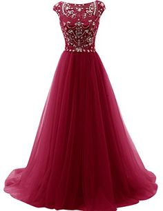JAEDEN Crystal Evening Prom Dresses Long Quinceanera Dres... https://www.amazon.com/dp/B01D8FHJRK/ref=cm_sw_r_pi_dp_U_x_nXvtAbCB08DWN