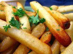 Шедевры кулинарии: Как поджаривать картофель по правилам