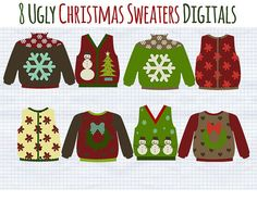 Ugly sweater ugly christmas sweater and christmas sweaters on