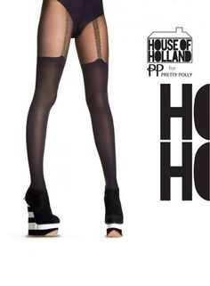 Peek Brooklyn - the most head-turning, trend setting, high quality tights, hold-ups, stockings, and leggings that can be found