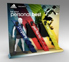 ADIDAS TECHFIT on Behance