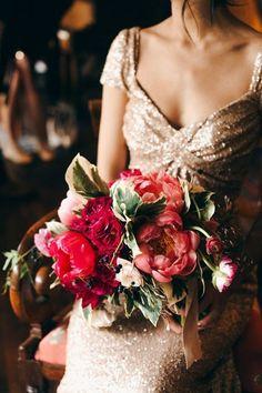 Best of Weddings: he best wedding bouquet ideas of 2014