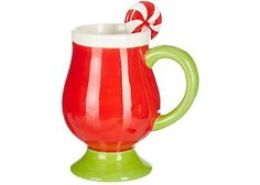 oh I want this!! always need more Christmas mugs :) Part of the 12 Days of Florida Christmas collection. Bealls.