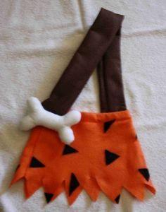 Bam Bam Costume on Pinterest & No-Sew BAM BAM costume... Super Easy! u2026 | **baby stuff** | Pinteu2026