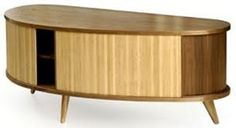 Curved Sideboard