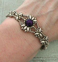 Linda's Crafty Inspirations: Birthday Bracelet #3 - Isabelle
