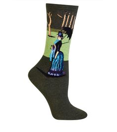 Sunday Afternoon Womens Socks | Artsy Socks for Women, Girls, Friend, Georges Seurat,Cool Stocking Stuffer Teen, Women, Whimsical |Catching Fireflies