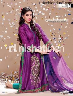 Nishat Pret Eid Collection 2013 For Women