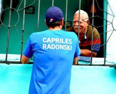 ¡Gracias #Miranda! Seguimos juntos por un futuro mejor @hcapriles