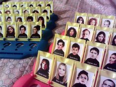 Personalized Guess WHO! =D