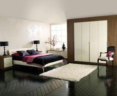 The Hammonds Contemporary Range of Fitted Bedrooms
