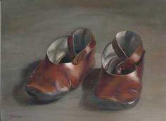 stilleven schoentjes
