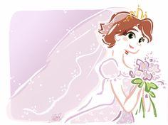 David Gilson: Rapunzel Princess Bride