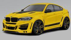 BMW X6 MIT 590 PS Starke Numma, dieser Lumma!