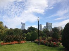 Three Days in the Boston Area - the Public Garden, the Freedom Trail, Harvard and more!