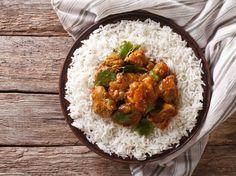 Avec les lectrices reporter de Femme Actuelle, découvrez les recettes de cuisine des internautes : Poulet à l'ananas