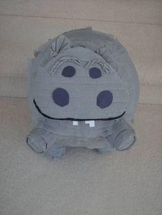 @Jennifer Hryb   LOL!! i couldn't resist this!  Hippo Party Pinata by PinataParadise on Etsy, $39.00