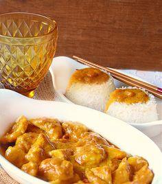 Oggi vi presento una ricetta molto conosciuta e apparezzata soprattutto da chi ama i piatti della cucina etnica ovvero il pollo a...