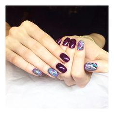 Manicure, Nails, Gemstone Rings, Gemstones, Beauty, Jewelry, Nail Bar, Finger Nails, Beleza