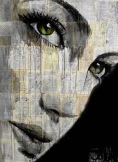 "Saatchi Art Artist: Loui Jover; Ink 2014 Drawing ""away.........SOLD"""